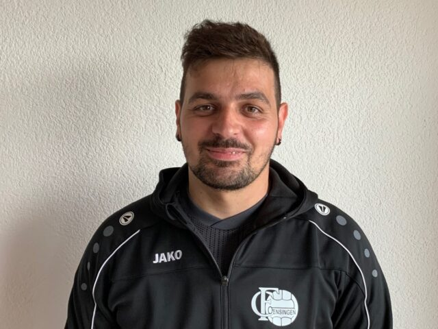 Neuer B-Junioren Trainer
